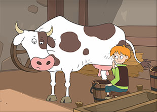 Jack and the Beanstalk 1: No More Milk