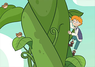 Jack and the Beanstalk 15: Up the Beanstalk Again