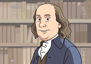 Superstars in History: Benjamin Franklin