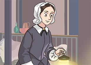 Superstars in History: Florence Nightingale