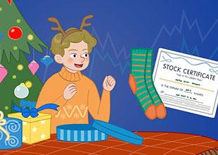 Christmas Socks and Stocks