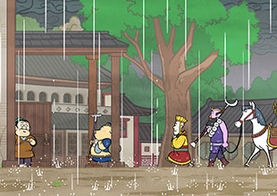 Rocket Girl's Journey to the West 3: A Change in the Weather