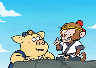 Rocket Girl's Journey to the West 15: Wukong's Plan