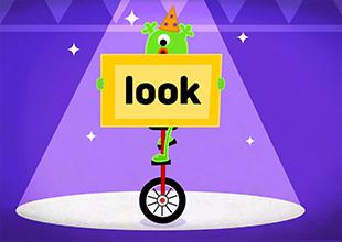 Sight Words Songs: 7. Look! Look!