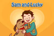 Sam and Lucky